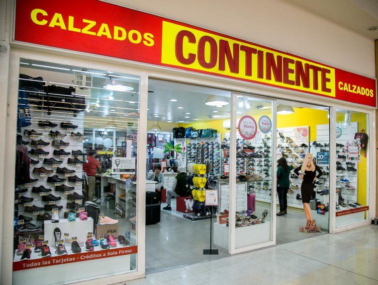 CALZADO CONTINENTE